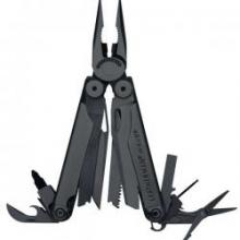 Инструмент LEATHERMAN Wave Black